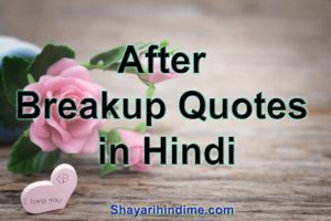 Best 15 Emotional Quotes in Hindi Latest 2020