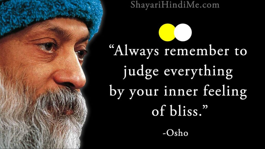 Osho Quotes on life and love-Osho Status